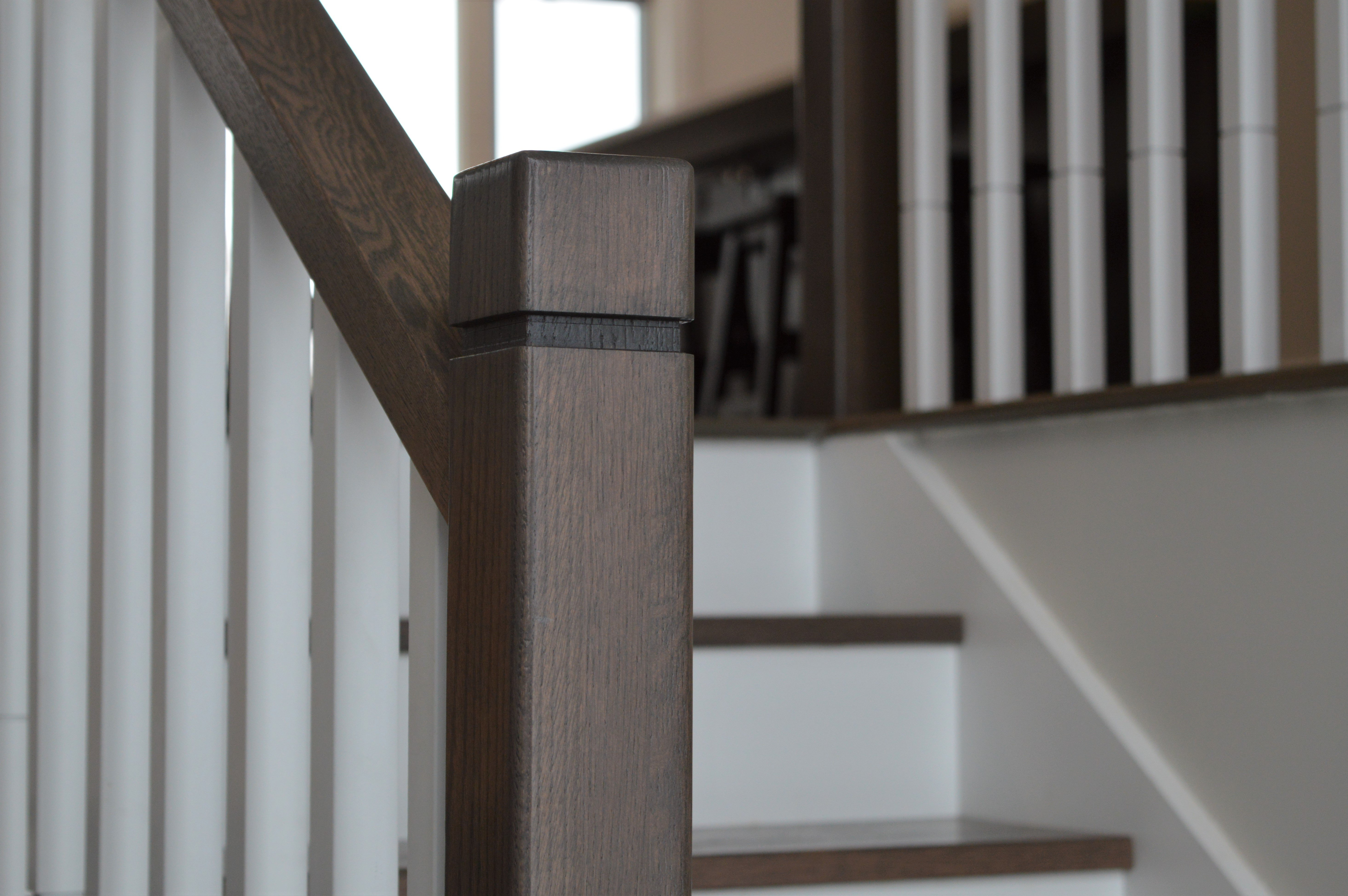 Week 26: Zen Stairs and Handrail With Square Spindles ...