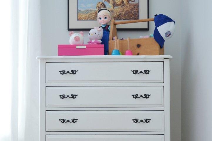 Organizing Children's Bedrooms • The Vanderveen House